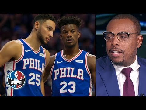 Video: Ben Simmons is trying to wake up the 76ers with 'soft' comment – Paul Pierce | After the Buzzer
