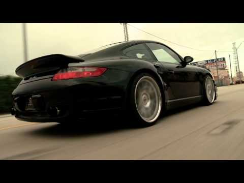 Porsche turbo wheels 997 снимок