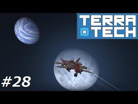 #28【ゆっくり実況】Terra Tech ブロック車両で惑星開拓