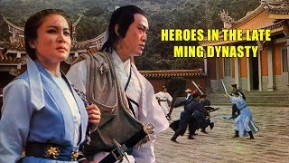 Video Wu Tang Collection - Heroes in the Late Ming Dynasty MP3, 3GP, MP4, WEBM, AVI, FLV Mei 2018
