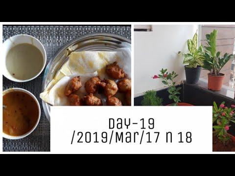 DAY -19 AND 20 / WEIGHT LOSS CHALLENGE/ hindi vlog/ Indian food recipe / Sunday kesa thaa..