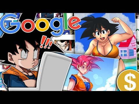 Goten GOOGLES FEMALE GOKU! - WAIT WHAT?!