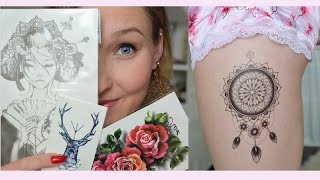 LET'S CHECK: XXL-TATTOOS | Real or Fake? | DaNana - YouTube
