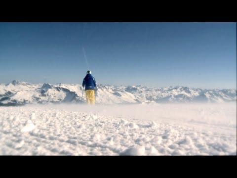 Skigebiet Parsenn Gotschna