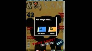 MeeCover : Magazine Cover Makr YouTube video