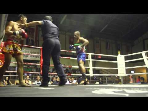 Dam Diamond Muay Thai, Koh Samui 08/09/2012
