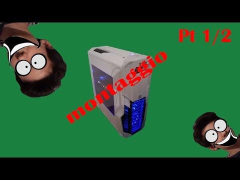 Assemblaggio del mio nuovo computer da gaming (parte 1/2)