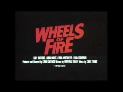 Wheels of Fire (1985) - vhs trailer