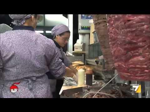la scioccante verità sul kebab in questo filmato...