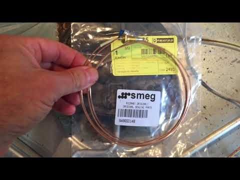 How I replaced a Thermocouple in my gas hob