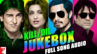 Nonton Kill Dil Full Song Audio Jukebox   Shankar Ehsaan Loy   Ranveer   Ali Zafar   Parineeti   Govinda Film Subtitle Indonesia Streaming Movie Download
