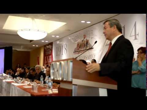 Inauguraci�n LXII Convenci�n Nacional de la CROM