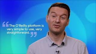 O'Reilly online learning – Testimonials
