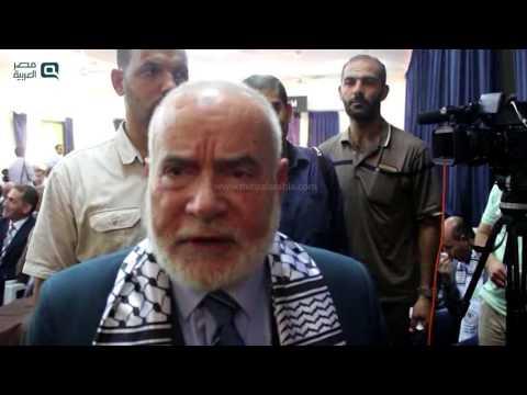 مصر العربية | فلسطينون: البندقية طريقنا لمحو الاستيطان