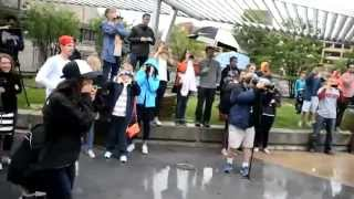Video Cutest Flash Mob Proposal Ever: When He Starts to Dance, You'll Cry MP3, 3GP, MP4, WEBM, AVI, FLV Agustus 2018