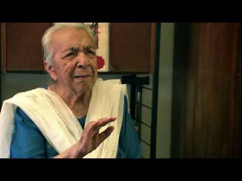 Mujh Se Pehli Si Mohabbat by Faiz Ahmad Faiz; recited by Zohra Sehgal