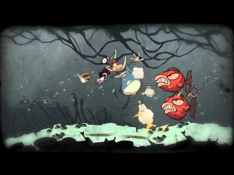 Picture from Rayman Origins – 10 Ways to Die