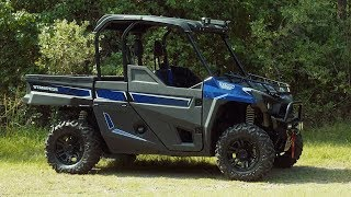 1. Full REVIEW: 2018 Textron Stampede X