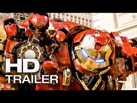 AVENGERS 2 - Age of Ultron (2015) Official Trailer #3