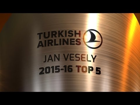 Jan Vesely Top 5 Plays