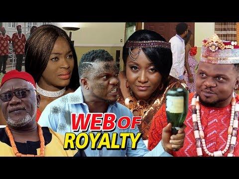 Web Of Royalty Season 3 & 4 - ( Ken Erics / Chacha Eke ) 2019 Latest Nigerian Movie