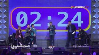 Video Battle and Hackling - SUCI 7 MP3, 3GP, MP4, WEBM, AVI, FLV Desember 2017