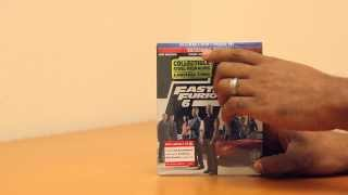 Nonton Fast & Furious 6 Blu-ray, DVD and Digital Steelbook Unboxing Film Subtitle Indonesia Streaming Movie Download