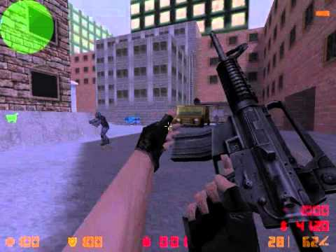 Counter Strike1.6 cs_assault