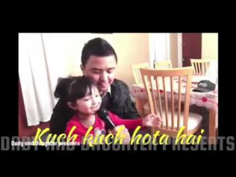 Video Daddy & Daughter presents KUCH KUCH HOTA HAI download in MP3, 3GP, MP4, WEBM, AVI, FLV January 2017