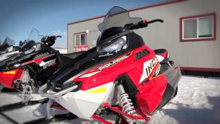 10. 2014 Polaris 800 Indy SP Review