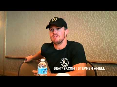 Arrow - Season 3 - Stephen Amell Interview [VIDEO]
