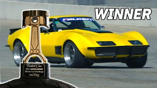 Super Chevy Muscle Car Challenge 2019 | WINNER | 1972 Corvette by Ridetech by Motor Trend