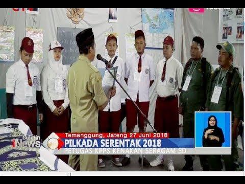 Video Pakai Seragam SD, Pemilih Tertawa Lihat Petugas KPPS di Temanggung - BIS 27/06 download in MP3, 3GP, MP4, WEBM, AVI, FLV January 2017