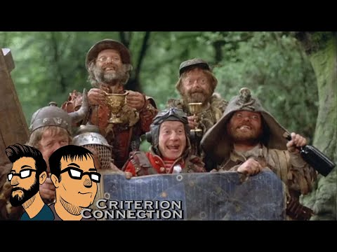 Criterion Connection: Time Bandits (1981)