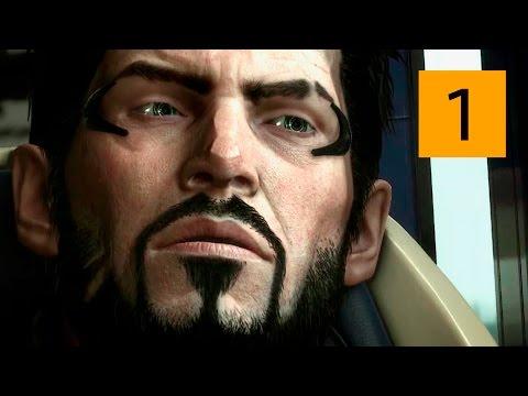 Прохождение Deus Ex: Mankind Divided — Часть 1: Покупка на черном рынке