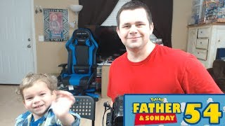 Father and Sonday! | Opening Pokemon Cards with Lukas #54 by The Pokémon Evolutionaries