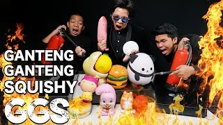 Video GANTENG GANTENG SQUISHY (GGS) Senjata Rahasia Agen Squishy DARE! MP3, 3GP, MP4, WEBM, AVI, FLV Juni 2017