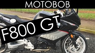 3. 2017 BMW F800 GT Test Ride & Review
