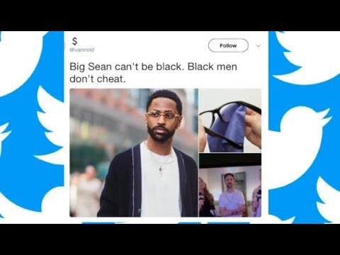 Funniest Reactions To Big Sean Cheating On Jhene Aiko - CH News