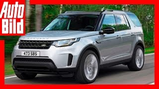 Pariser Salon - Land Rover Discovery (2016) by Auto Bild