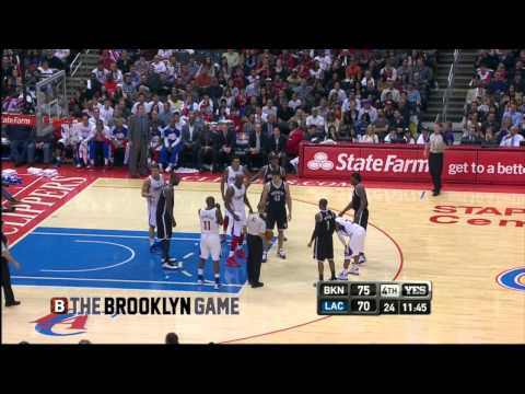 humphries - Shaking My Head!!!! Nets vs Clippers 3/23/13 Link : http://t.co/UGgu8qC6Y8.