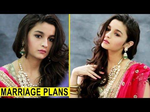 REVEALED! Alia Bhatt Marriage Plans, Future and MO