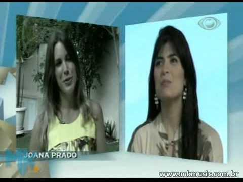 Fernanda Brum - Programa Raul Gil - Parte 01/12 [ Video de Alta Qualidade ]