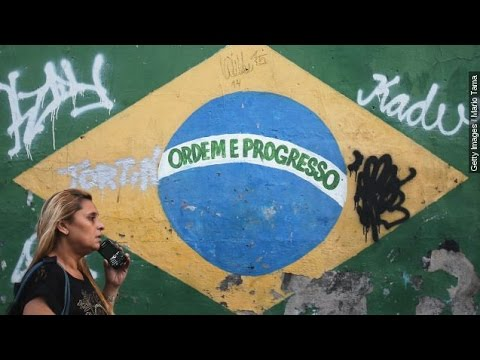 The 2016 Olympic Games Probably Won't Save Brazil's Tanking Economy – Newsy