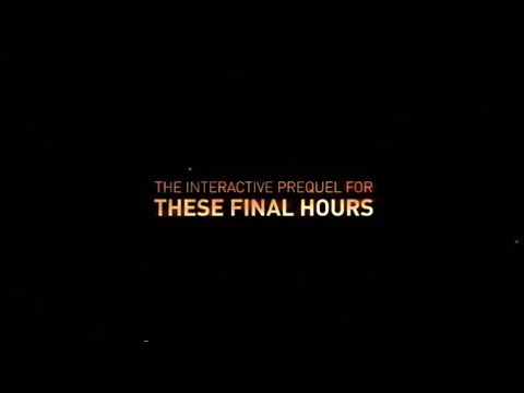 These Final Hours (2014) The Countdown [HD]