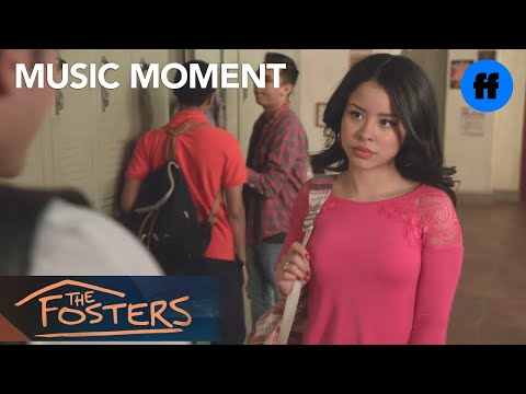 The Fosters | Season 3, Episode 14 Music: I Want You | Freeform