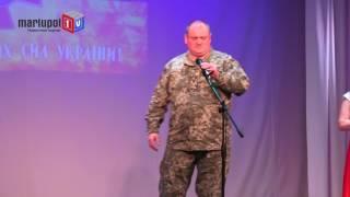 Бойцы ВСУ отметили свой профессиональный праздник