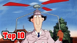 Top 10 Cartoons From The 1980's