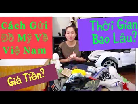 Vlog 566 ll Cách Gửi Đồ Về Việt Nam, Tiền Bao Nhiêu? Bao Lâu Đồ Về Tới Việt Nam? - Thời lượng: 26 phút.