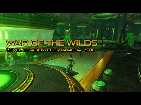 WildStar Abenteuer: War of the Wilds